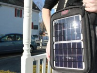 solar charger - What to put in an emergency kit